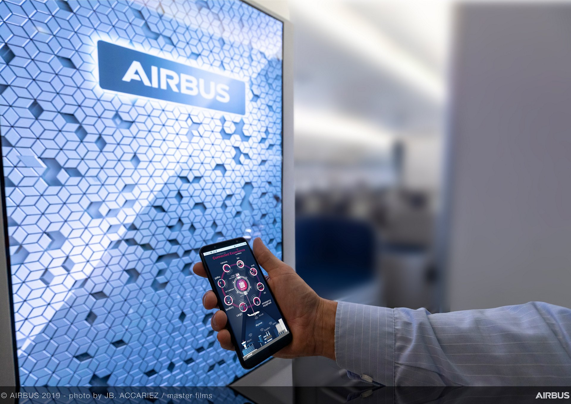 Airspace Connected Experience will usher in a new personalised experience for passengers and provide opportunities for improving airlines' ancillary revenues and operational efficiencies