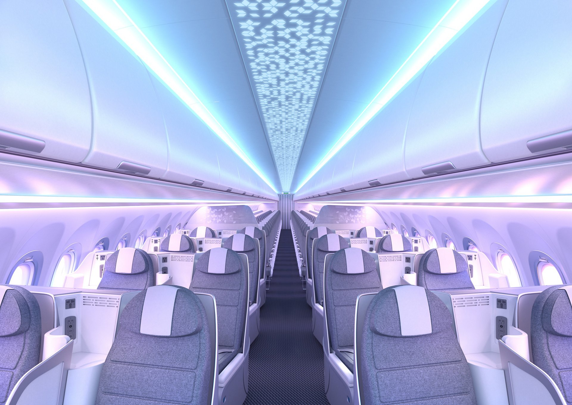 Aircraft Interiors Expo 2018: showcasing A330neo and A320 ...