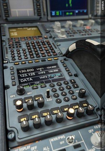 Cockpit Digital Audio Interface