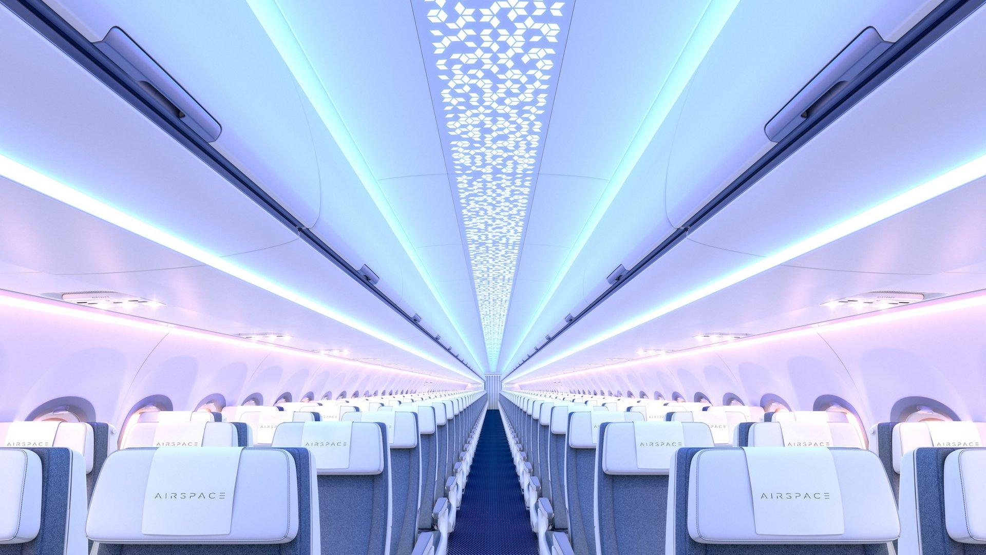 A320neo Cabin