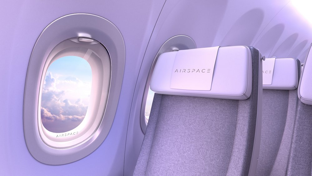 Airspace A320 Window