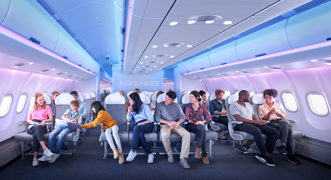 A330 Airspace Economy Class