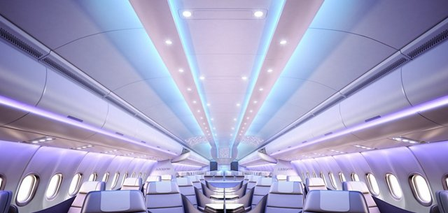 空域机舱品牌 - 代表最佳技术的最佳技术 - 正在A330NEO(新发动机选项)Jet.1