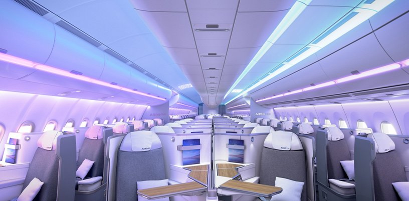 Airspace A330neo A350XWB Family Design