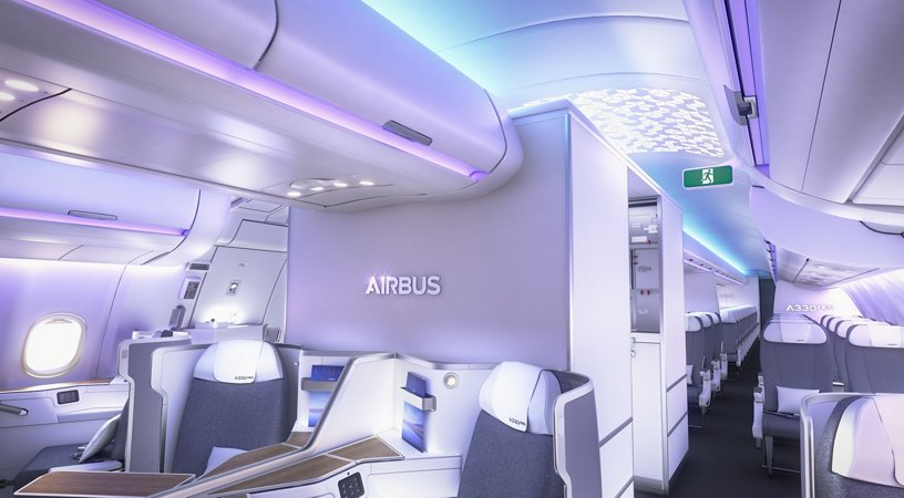 Airspace A330neo Welcome Effect