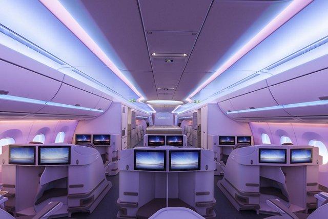 A350 XWB Airspace