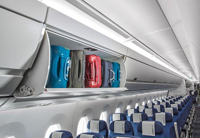 Airspace A350XWB Open Bins