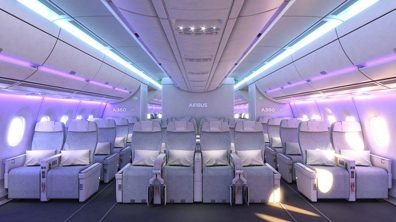 Airspace A350XWB Premium Economy