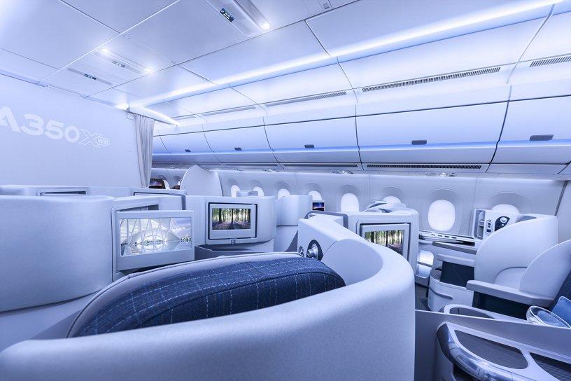 Airspace A350XWB Space
