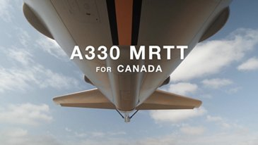 A330 MRTT for Canada