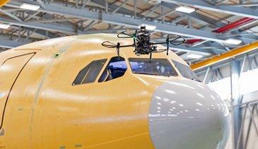 Airbus 2019 Drone Test Flight