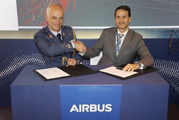 Airbus And Spanish Air Force To Develop Drone And Augmented Reality Inspections For Military Aircraft
