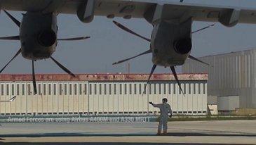 AIrbus Military Aircraft - Medevac