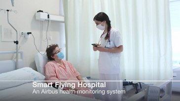 Smart Flying Hospital