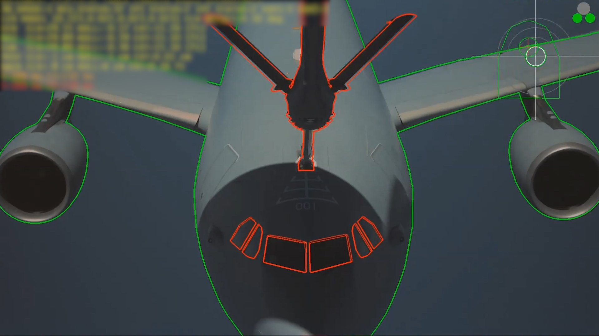 Airbus performs world's first automatic air-to-air refuelling contact with large aircraft receiver