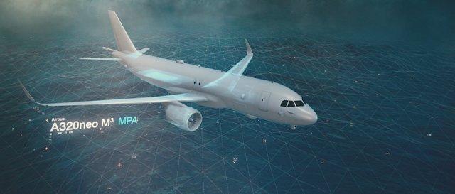 A320neo multi-mission version
