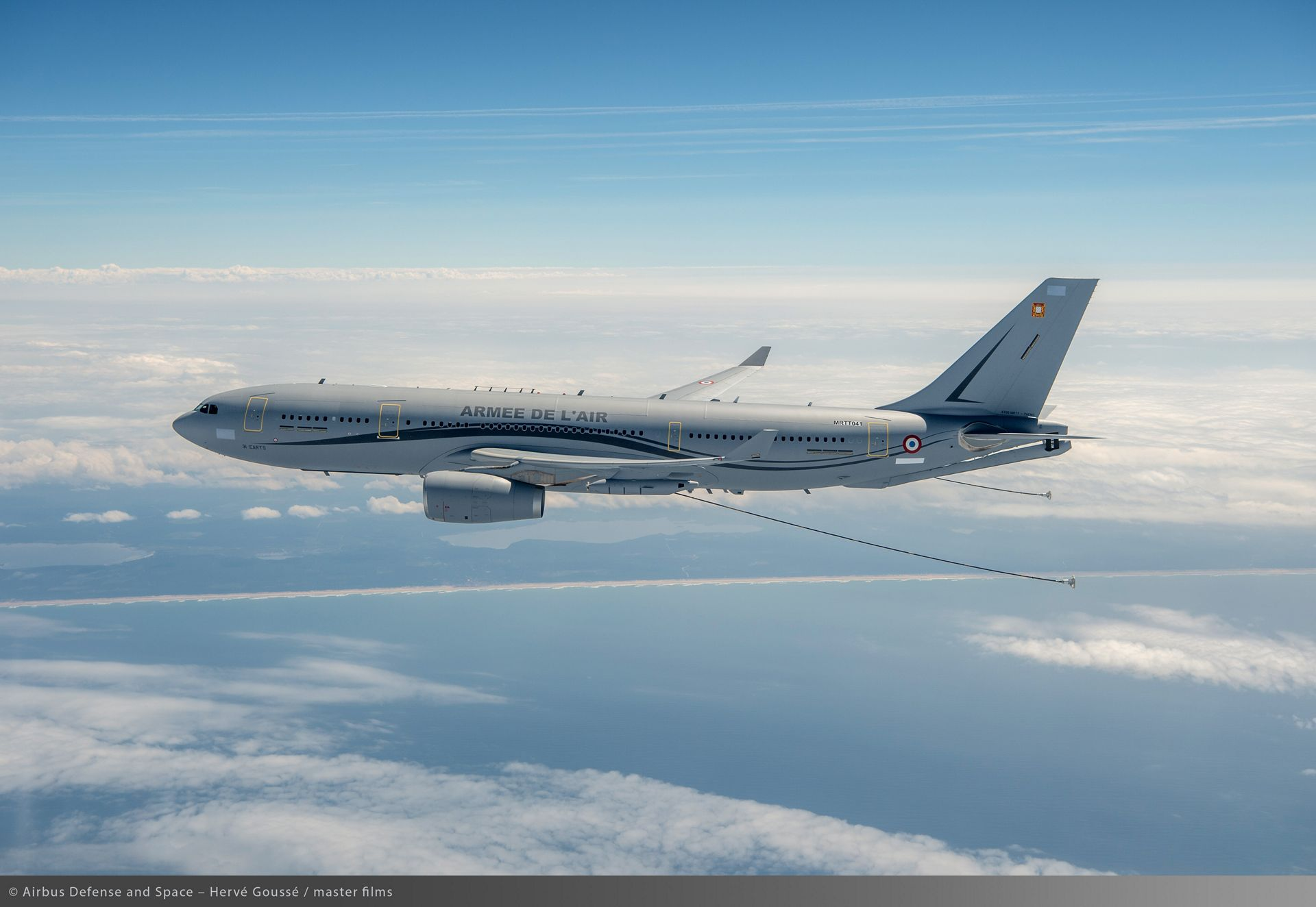 A330 MRTT French Air Force In Flight