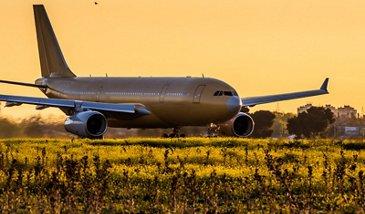 A330 MRTT Take Off