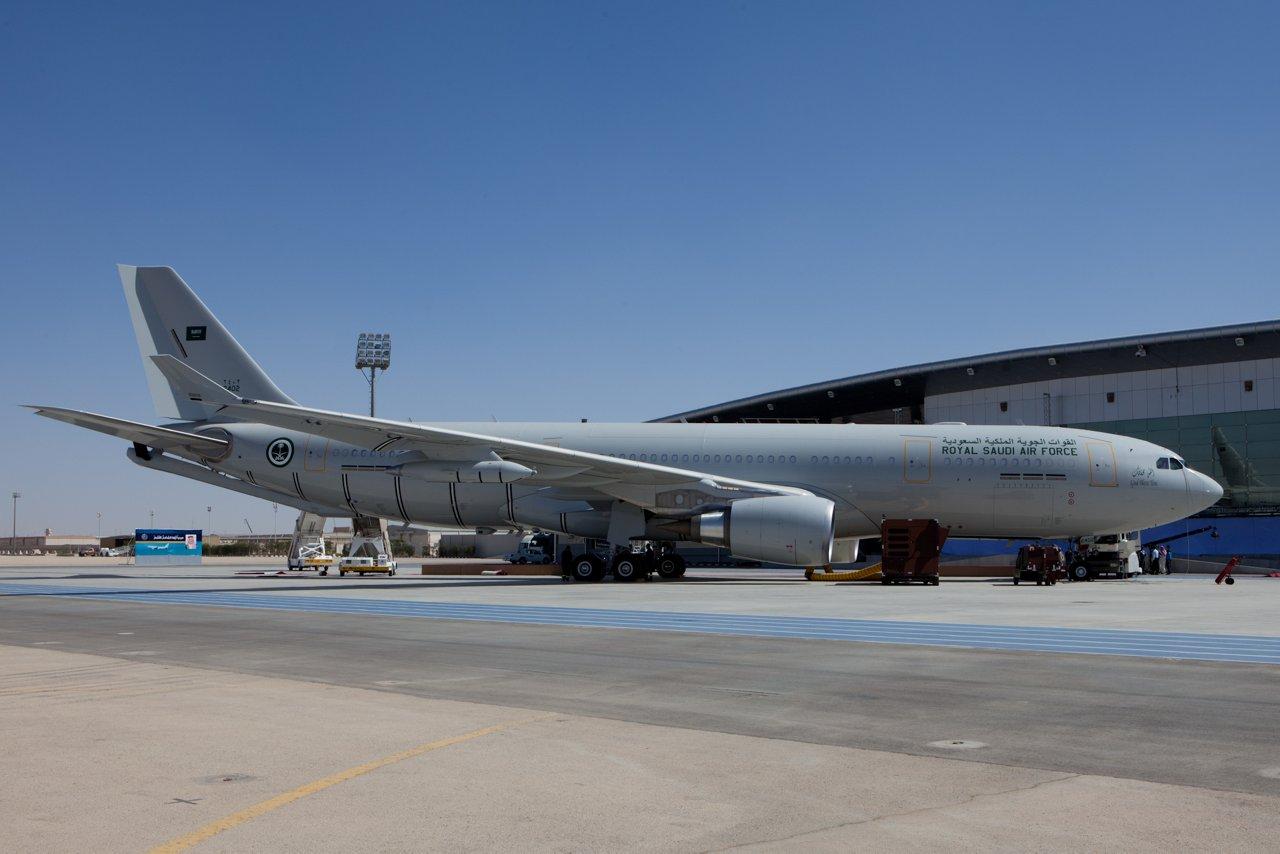 A330 MRTT Royal Saudi Air Force