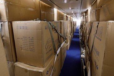 A330 MRTT - Getafe Unloading
