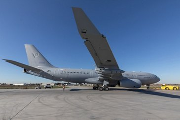 Airbus delivers first A330 MRTT to MMF (3)