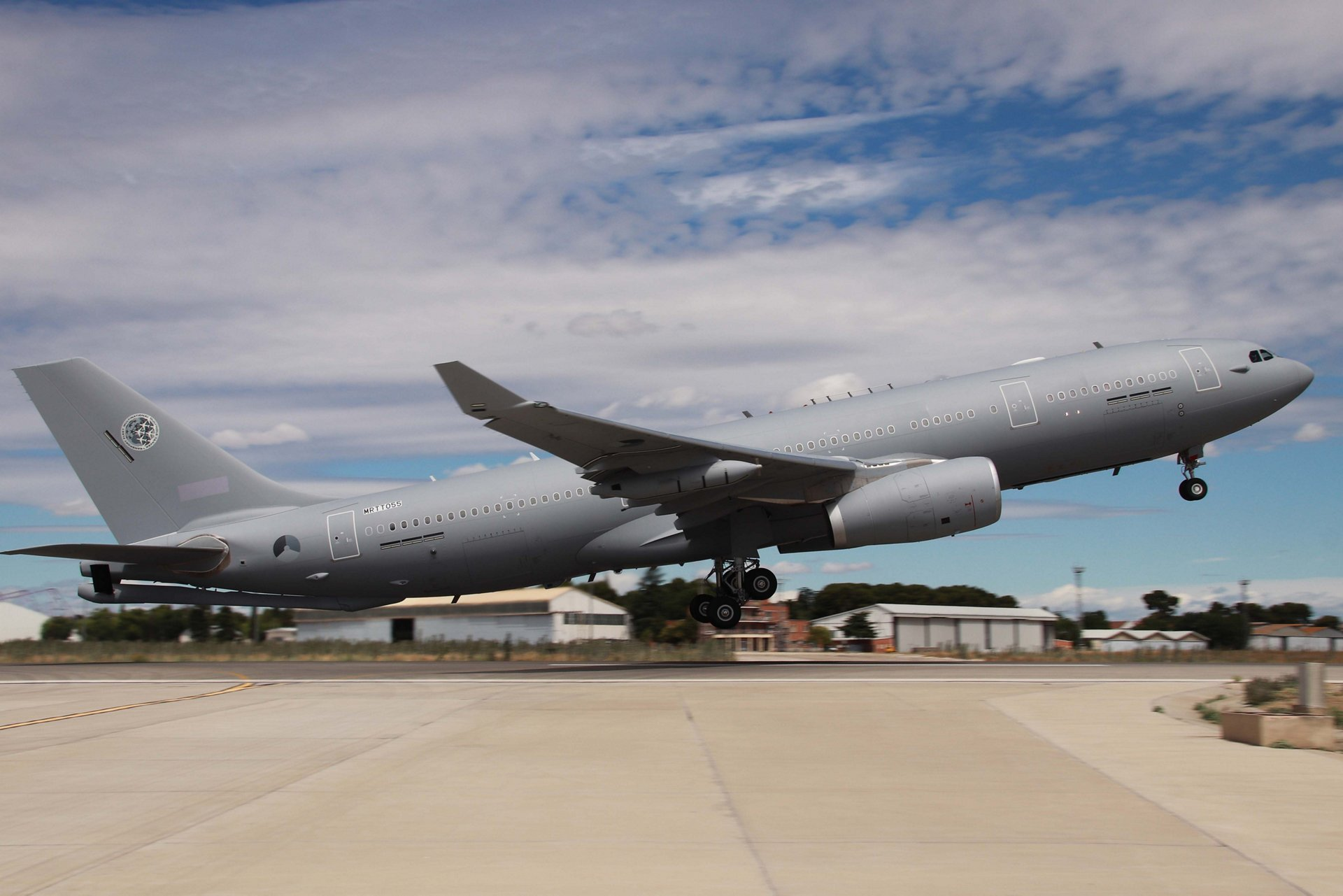 A330 MRTT NATO Multinational Multi Role Tanker Transport Fleet