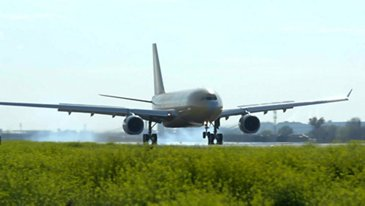 A330 MRTT MMF Footage