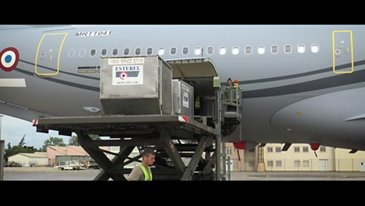 First A330 MRTT to the French Air Force