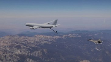 Refuelling Goes Automatic - SMART MRTT
