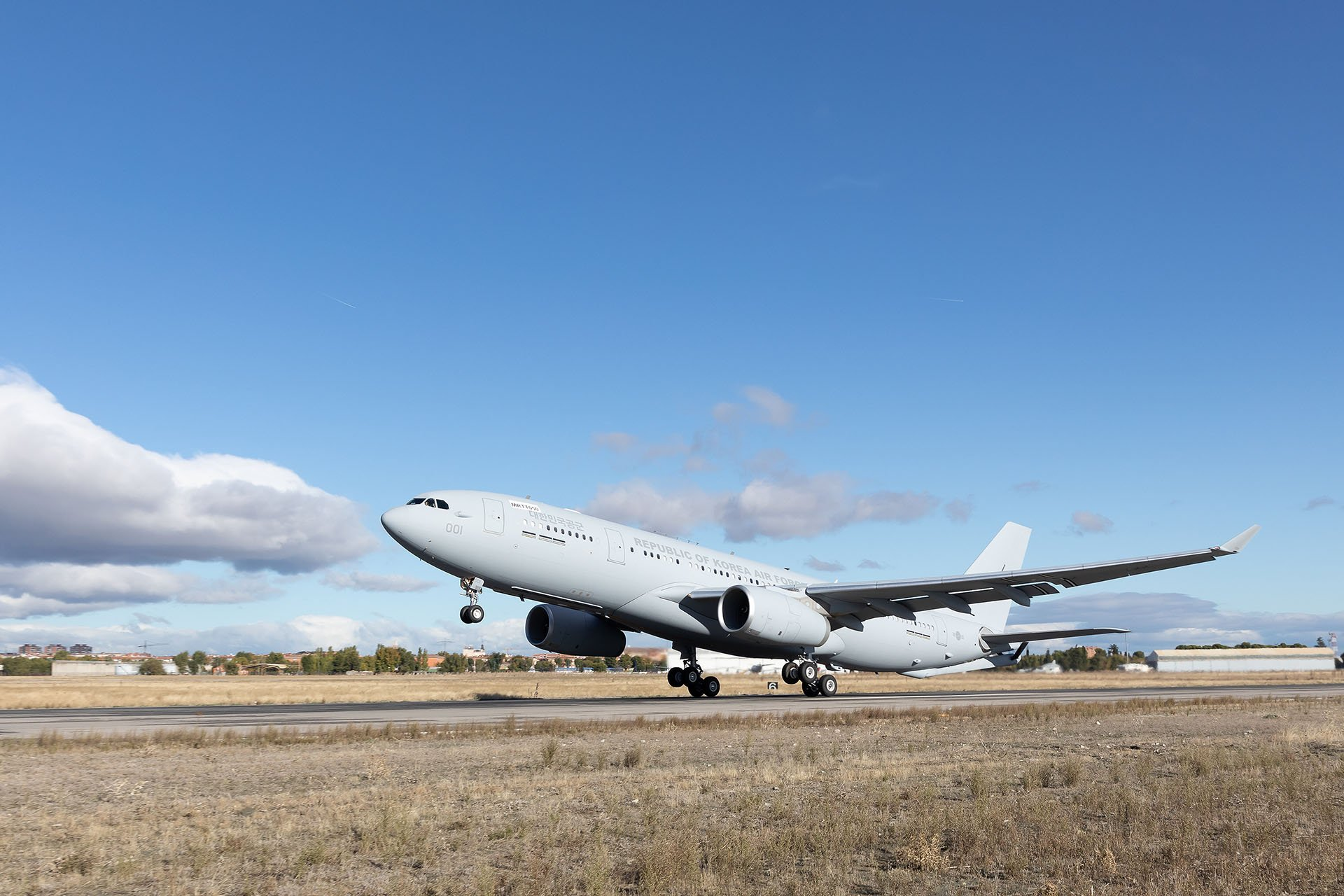 A330 MRTT Republic of Korea Air Force- Take Off