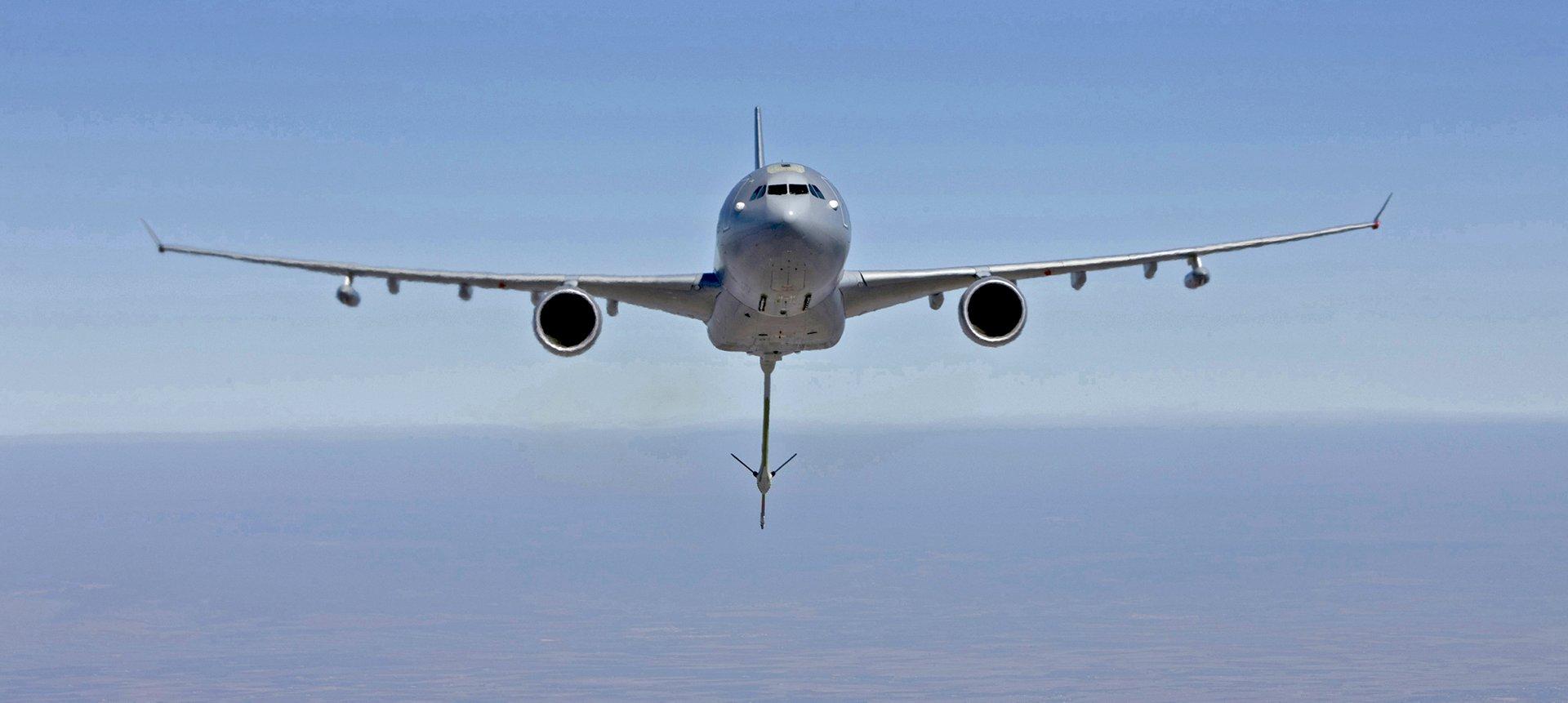 A330 MRTT RAAF aircraft
