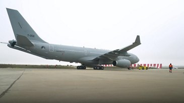 SMART MRTT Refuelling Goes Automatic CLEAN