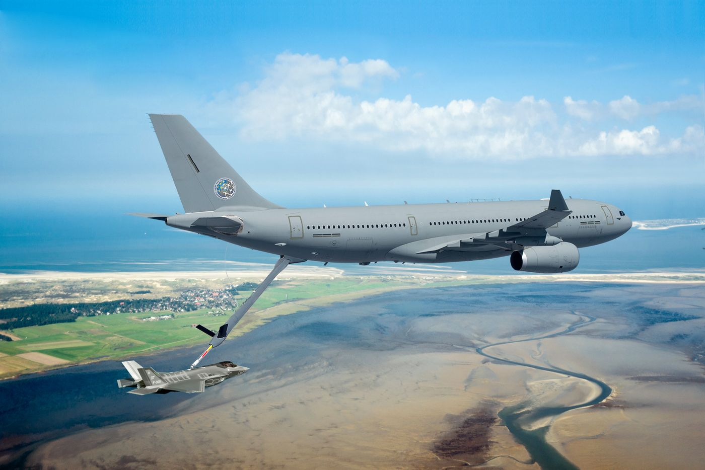 Germany and Norway join pooled fleet of NATO A330 MRTT