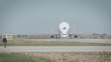 卢森堡A400M完整流程镜头