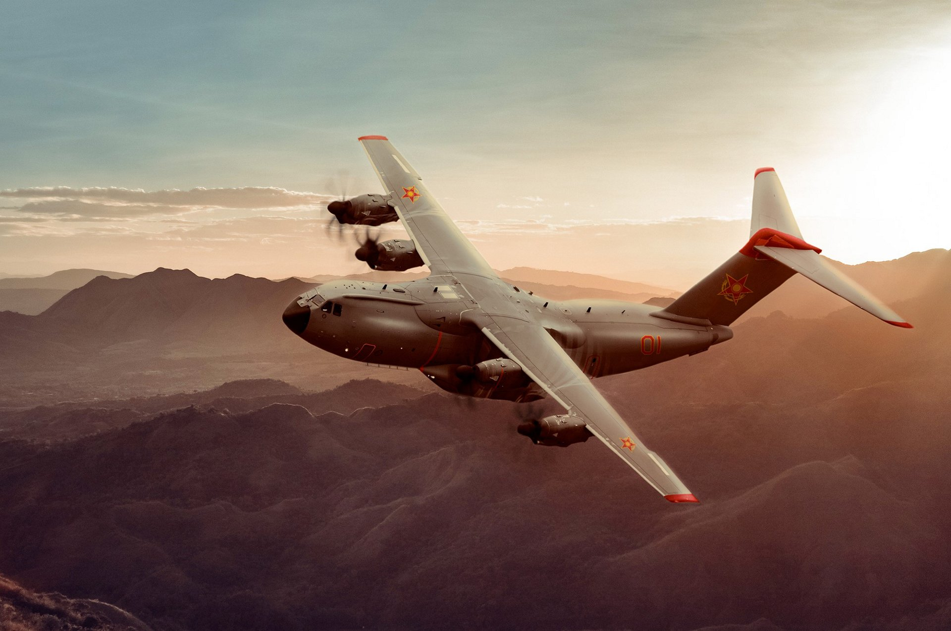 The Republic of Kazakhstan has placed an order for two Airbus A400M aircraft and becomes the ninth operator together with Germany, France, United Kingdom, Spain, Turkey, Belgium, Malaysia and Luxembourg.