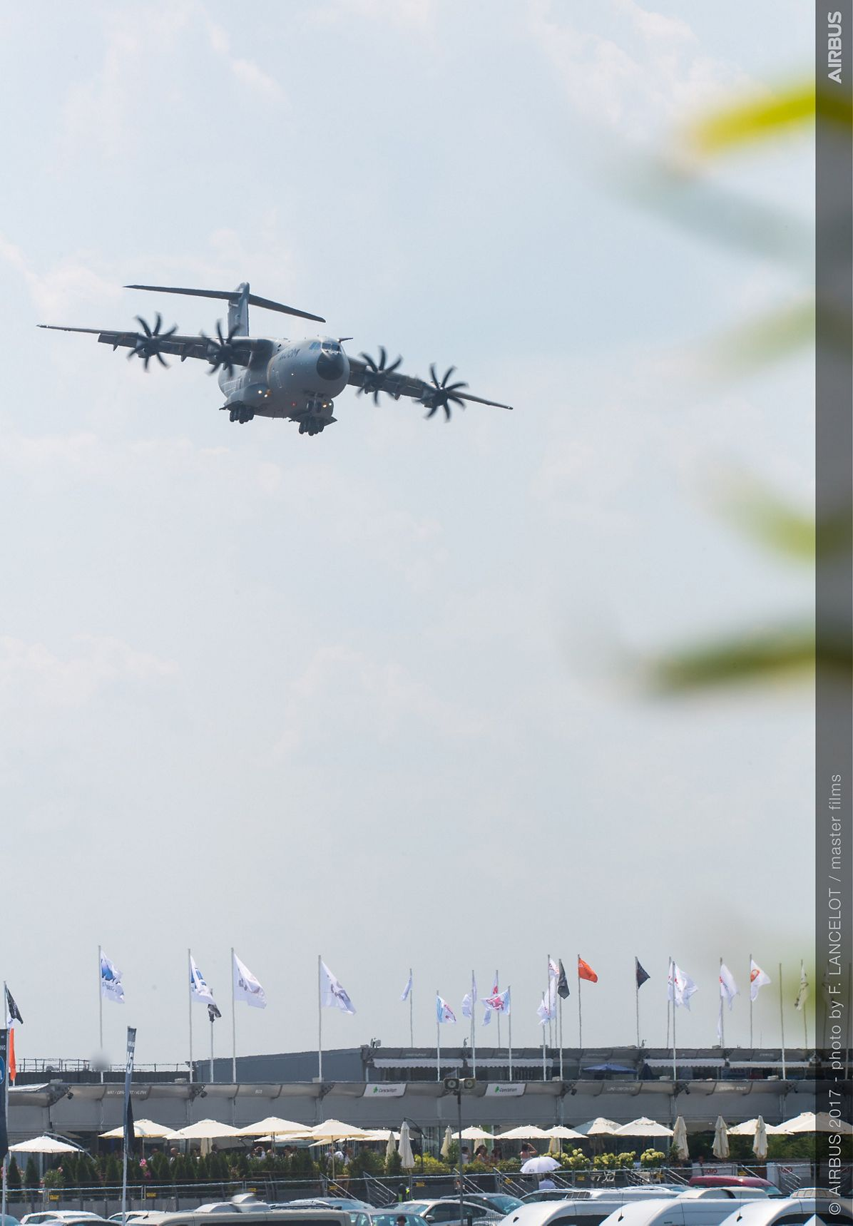 A400M Flying Display - 21 June PAS 2017