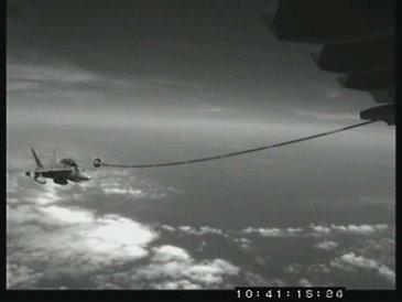 A400M/  F-18 AAR Trial