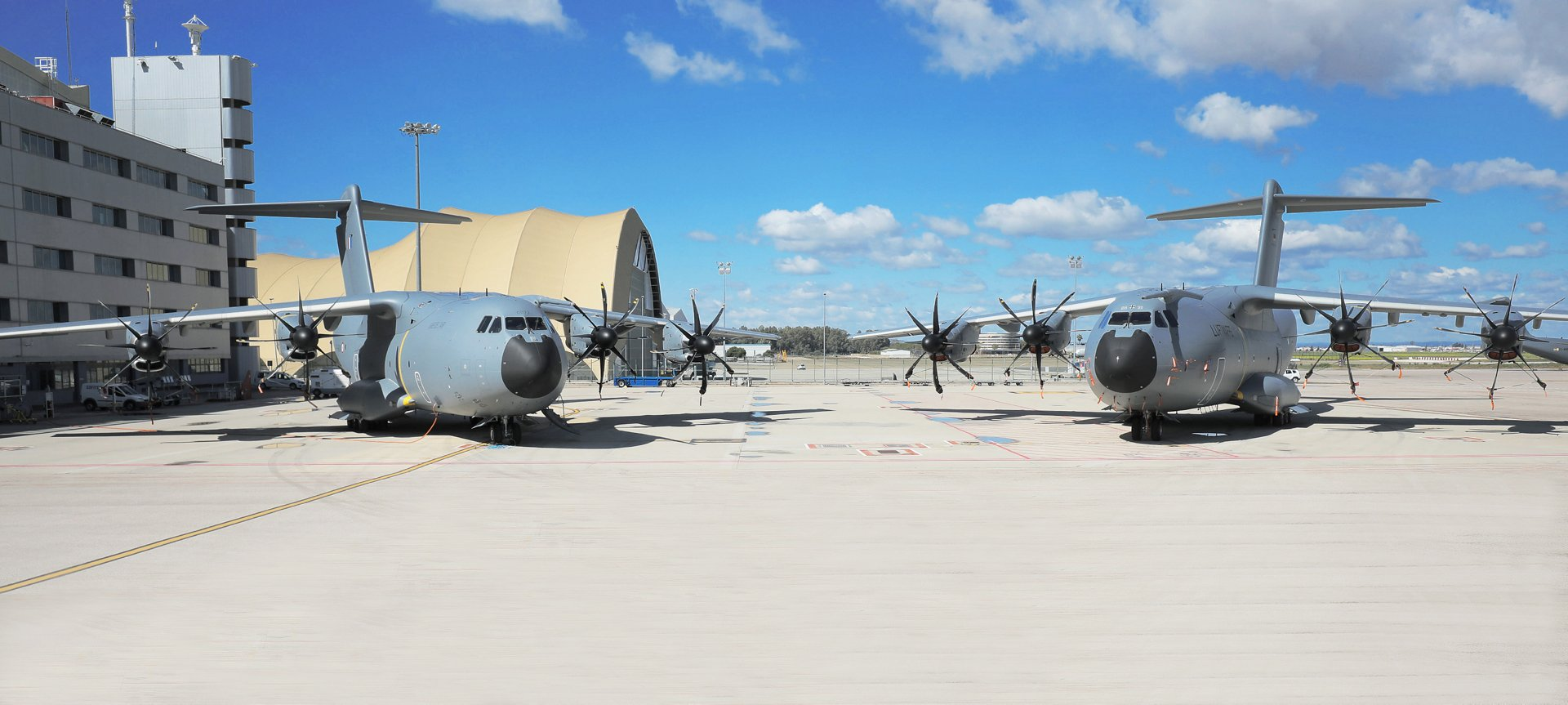 Airbus delivers A400Ms to French and German air forces