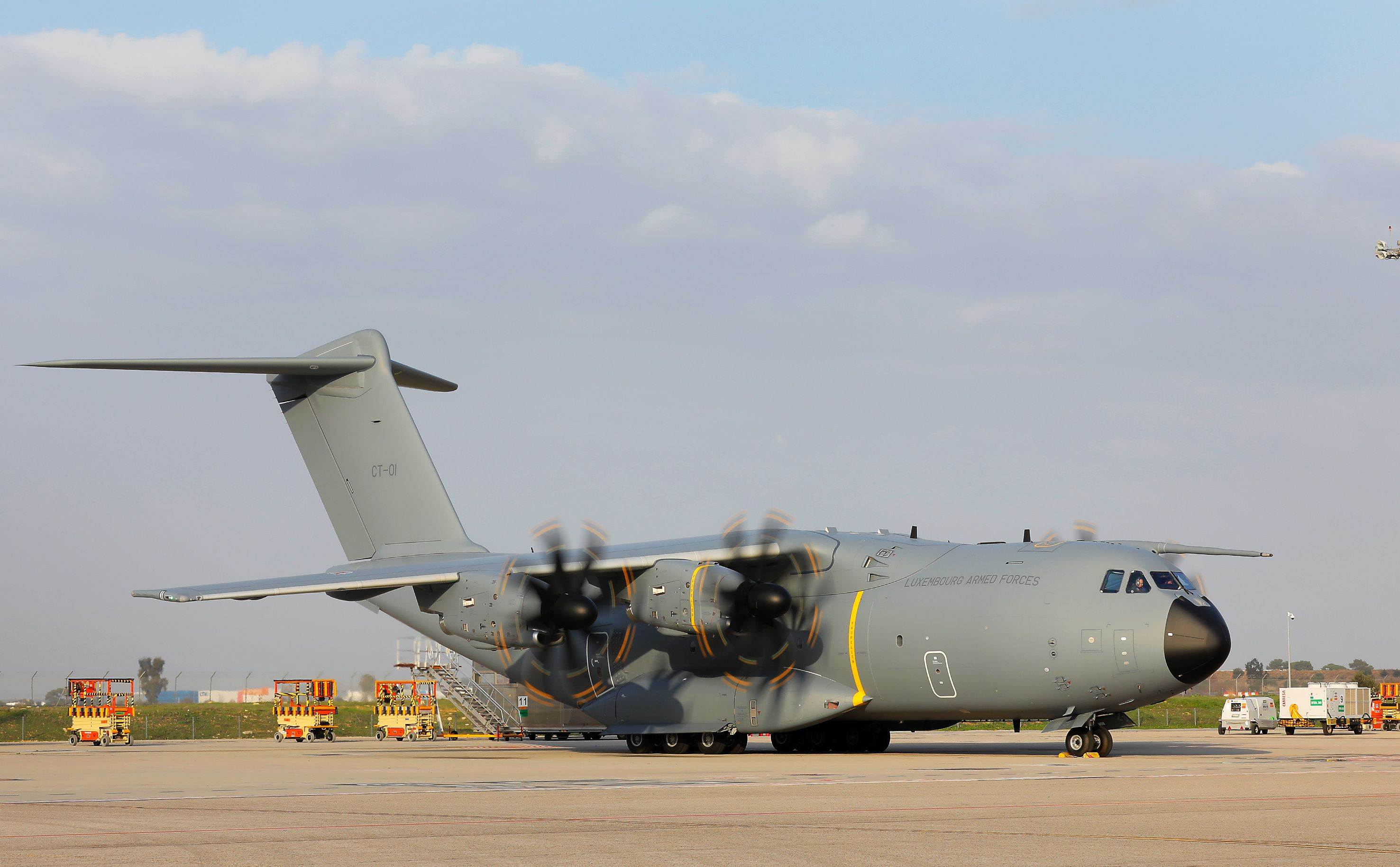 A400M - Defence - Airbus