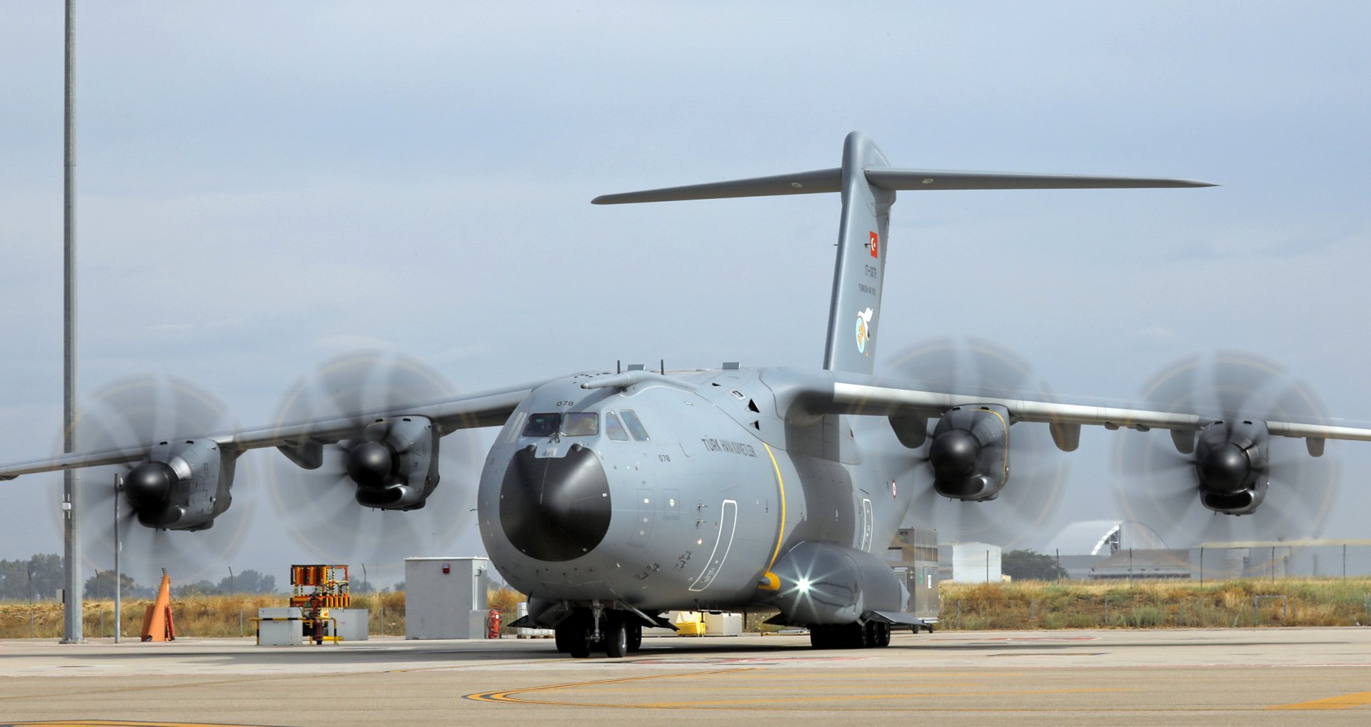 A400M MSN078 Turkish Air Force