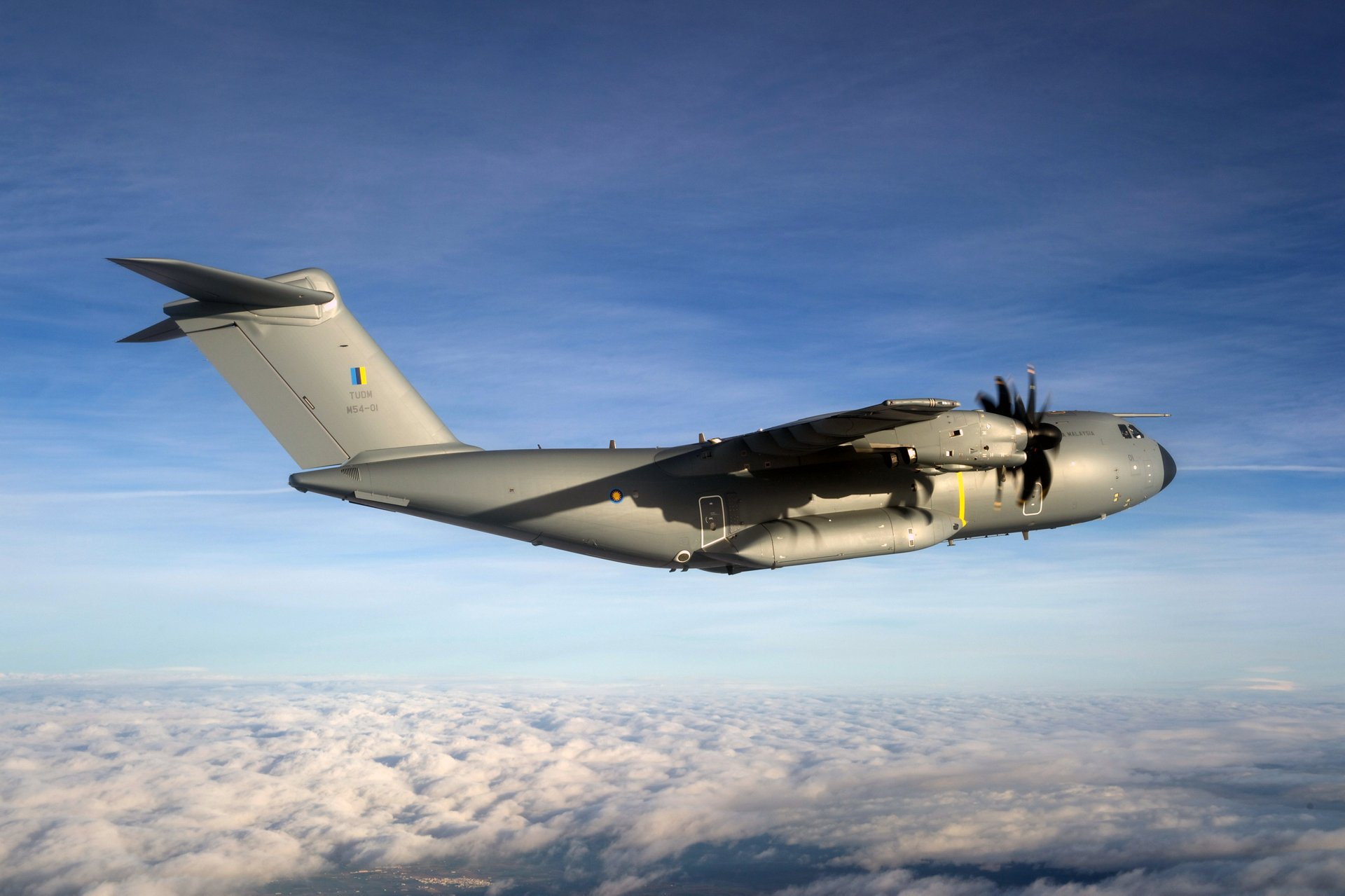 Airbus\' A400M airlifter: military workhorse around the globe