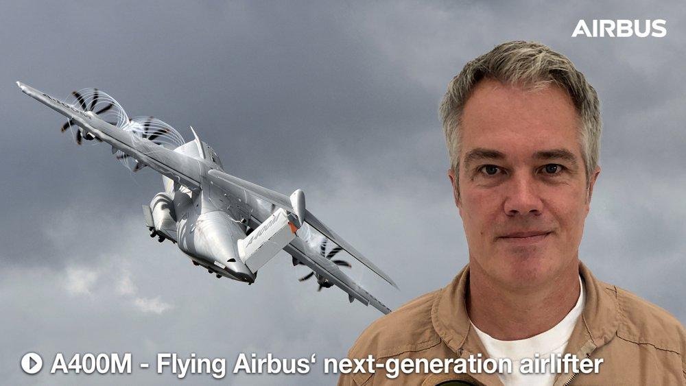 我们使它飞播播客:A400M  - 飞行空中客车的下一代空气机乐动体育app靠谱吗