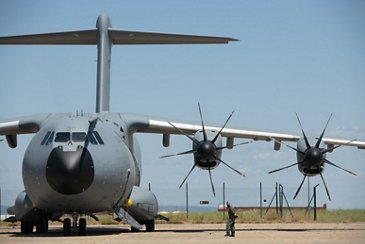 Airbus delivers the 100 th A400M