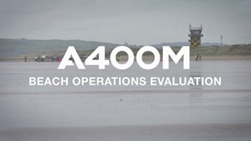 A400m Beach Operations