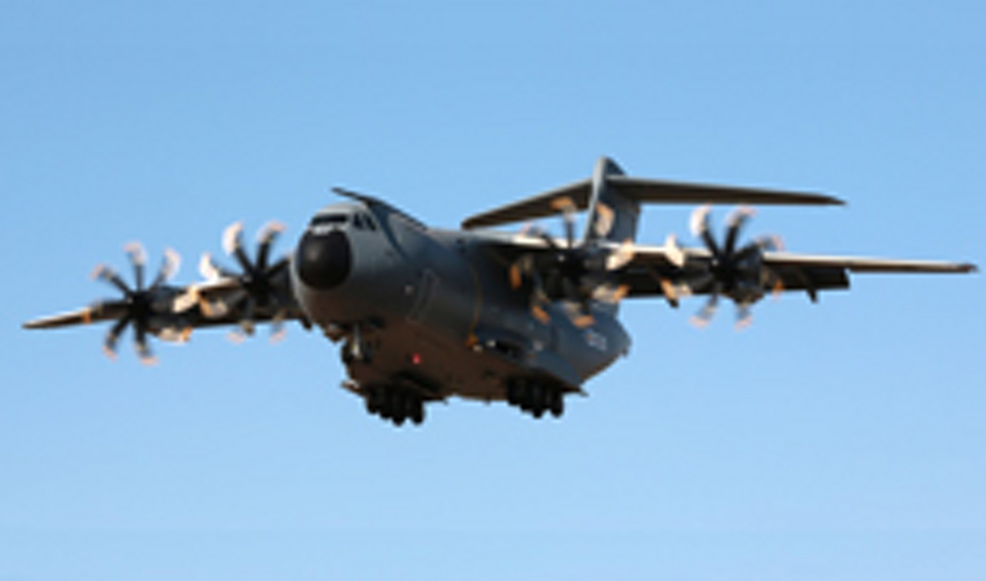 UK accepts seventh Airbus A400M
