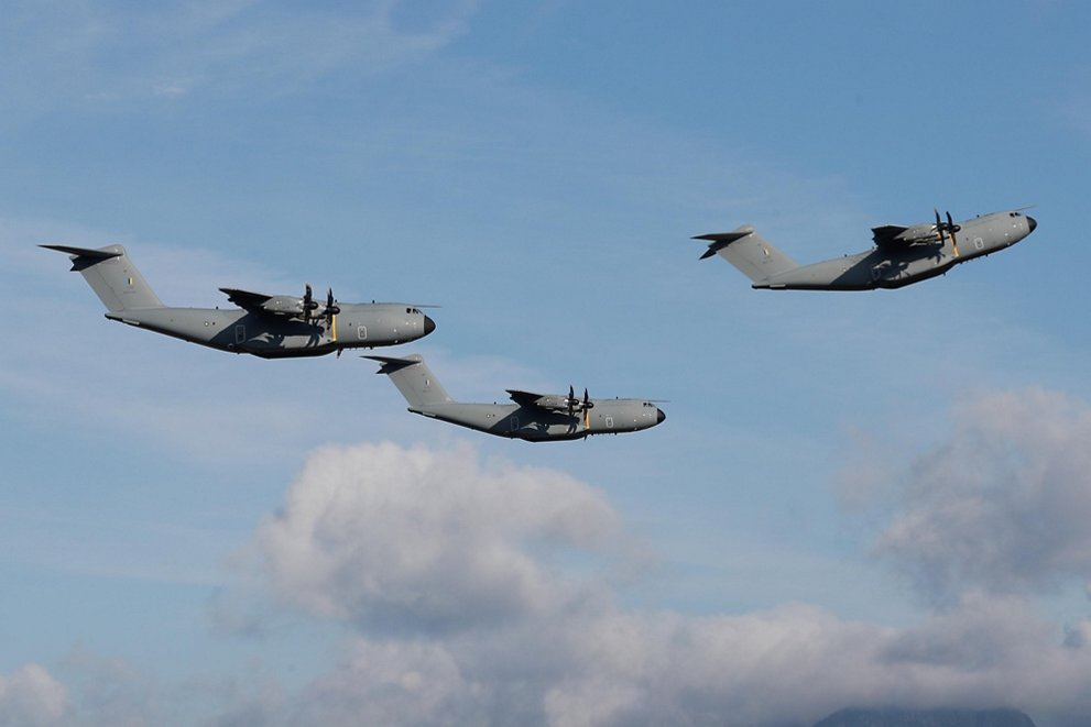 RMAF A400M  Airbus