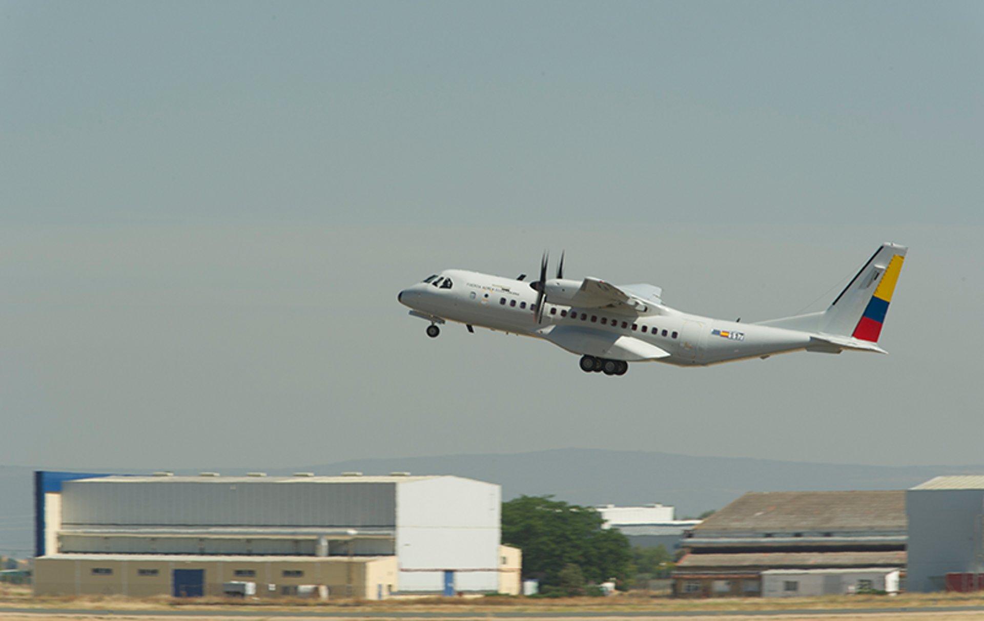 C295 Ecuadorian Air Force