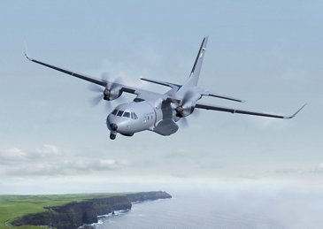 C295 Irish Air Corps