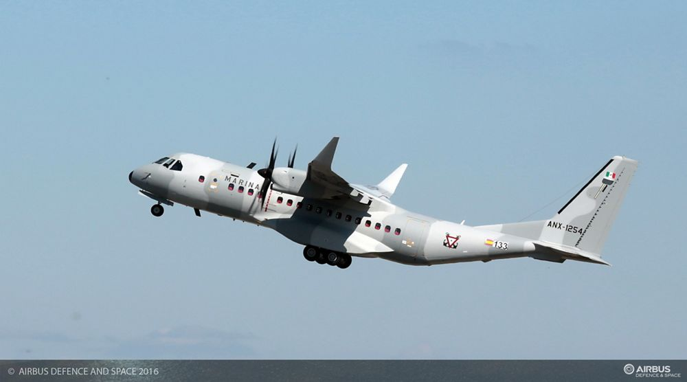C295 Mexican Navy