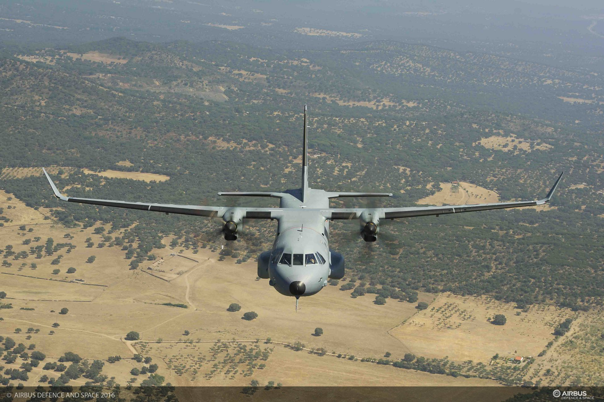 Kazakhstan Border Service places order for Airbus C295